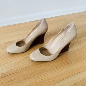 Banana Republic Wedge Heels - Size 7